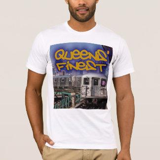 Camiseta Rainhas as mais finas