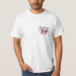 Camiseta Raio de Bubba & salsa de Roy