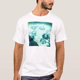 Camiseta Raios de Sting em Xcaret - México