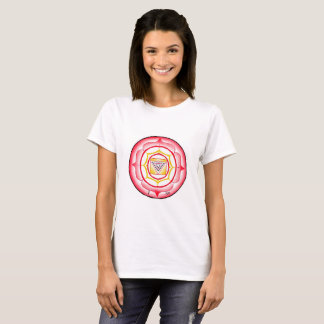 Camiseta Raiz Chakra: Eu sou