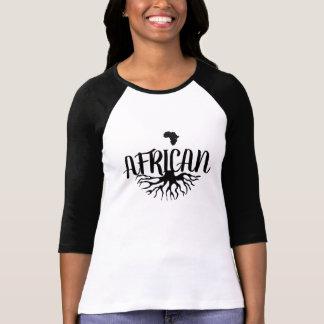 Camiseta Raizes africanas