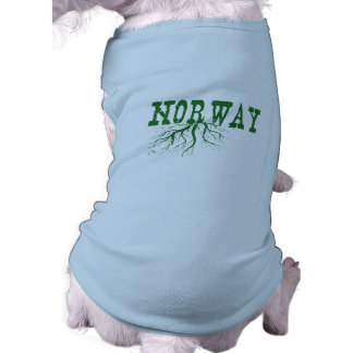 Camiseta Raizes de Noruega