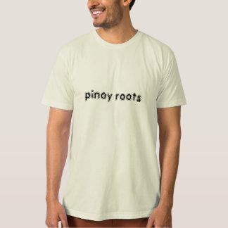Camiseta raizes pinoy