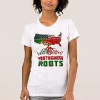 Camiseta Raizes portuguesas americanas