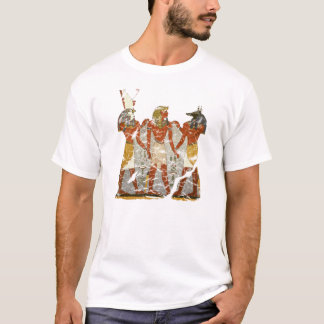Camiseta Ramesses, horus, anubus