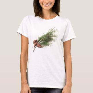 Camiseta Ramo do pinho com o pinecone