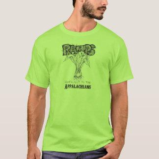 Camiseta Rampas: O presente do deus aos Appalachians
