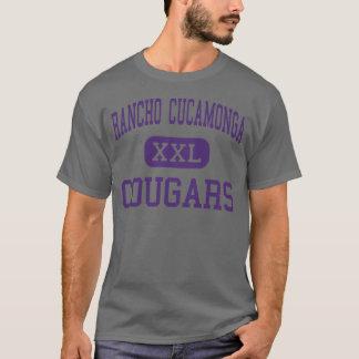 Camiseta Rancho Cucamonga - pumas - Rancho Cucamonga