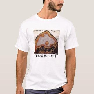 Camiseta Rancho de Woodward, t-shirt da ágata de Texas
