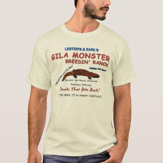Camiseta Rancho do monstro de Gila