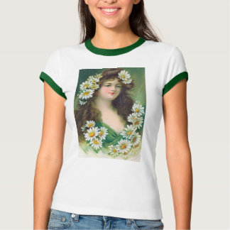 Camiseta Rapariga do irlandês do KRW