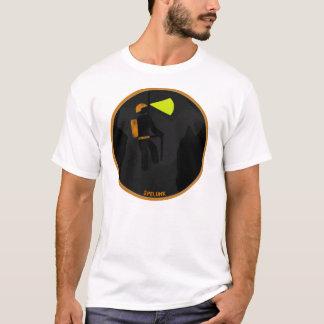 Camiseta Rapell ALARANJADO Spelunk