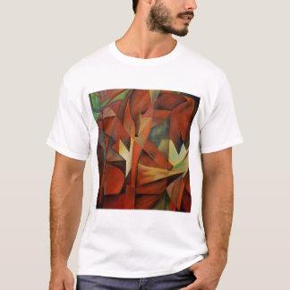 Camiseta Raposas - homenagem a Franz Marc (1913)