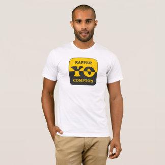 Camiseta Rapper Compton
