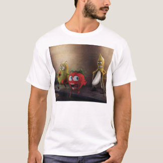 Camiseta Rapper do gajo das bananas