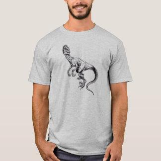 Camiseta Raptor da procura para o t-shirt da verdade