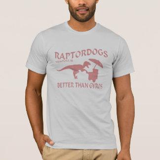 Camiseta Raptordogs