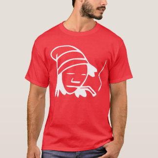 Camiseta Ras Tafari, esboço