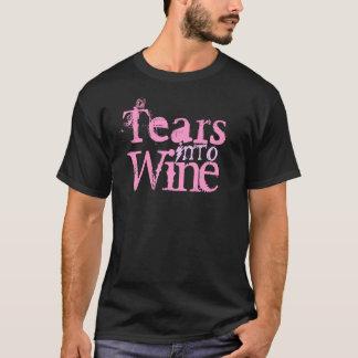 Camiseta Rasgos no vinho