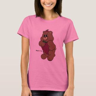 Camiseta Raspbearry - Zaubaerland