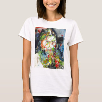 Camiseta RASPUTIN - aguarela portrait.2