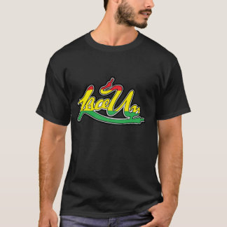 Camiseta Rasta ata acima
