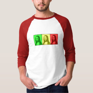 Camiseta Rasta Mona