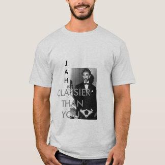 Camiseta Rastafari, É, MAIS CLASSIER DO QUE VOCÊ., JAH