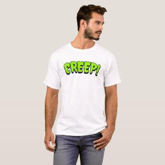 Camiseta Rastejamento!