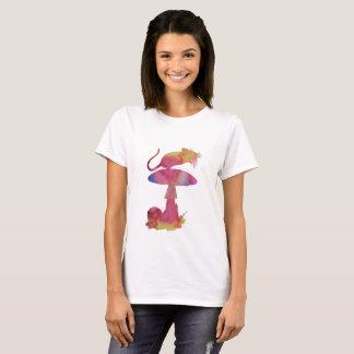 Camiseta Rato