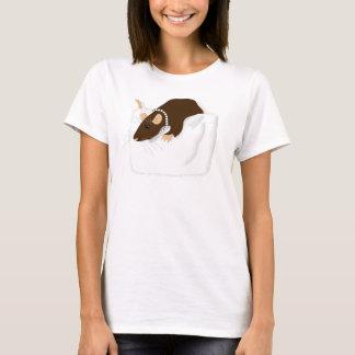 Camiseta Rato de bolso