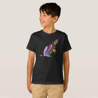 Camiseta Rato de Swirly