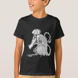 Camiseta Rato do crocodilo