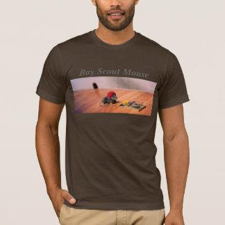 Camiseta Rato do escuteiro de menino