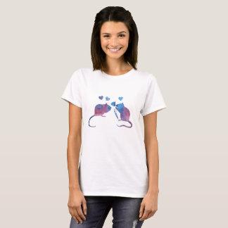 Camiseta Ratos