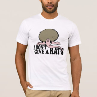 Camiseta Ratos atrás