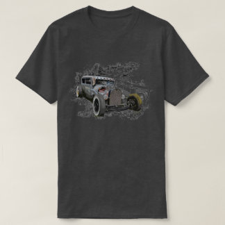Camiseta Ratt Rod na mostra
