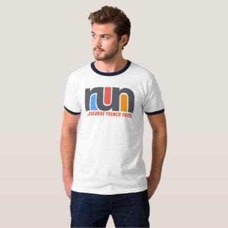 Camiseta Razão funcionar o t-shirt #2