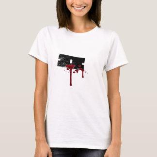 Camiseta Razorblade sangrento
