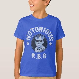 Camiseta RBG notório III