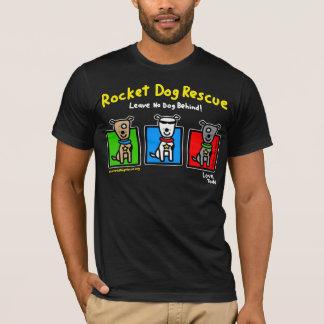 Camiseta RDR - Parr de Todd (3 cães - parte dianteira