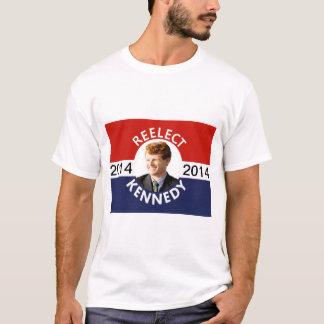 Camiseta Re-elect Joe Kennedy ao congresso