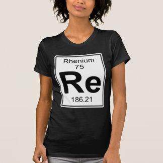 Camiseta Re - rénio