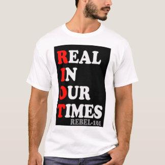 Camiseta Real em nosso T das épocas
