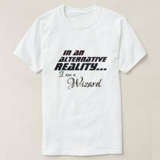 Camiseta Realidade alternativa um feiticeiro MMORPG