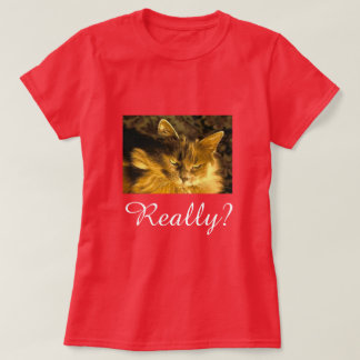 Camiseta Realmente