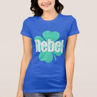 Camiseta Rebelde Anti-Verde do Dia de São Patrício