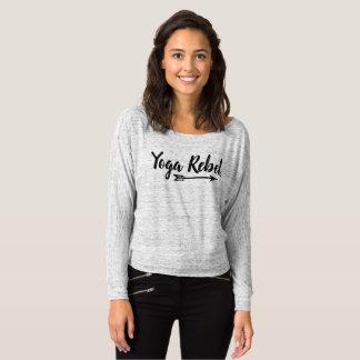 Camiseta Rebelde da ioga