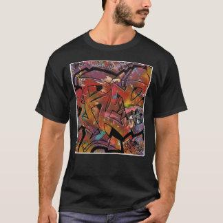 Camiseta Rebelde dos grafites