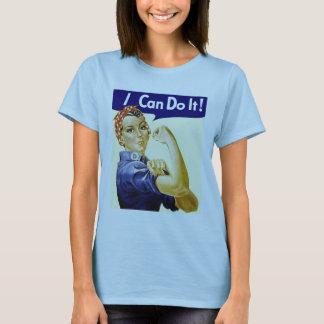 Camiseta Rebitador de Rosie - eu posso fazê-lo t-shirt